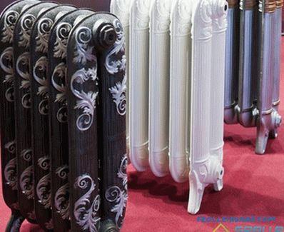 Öntöttvas radiátor előnyei
