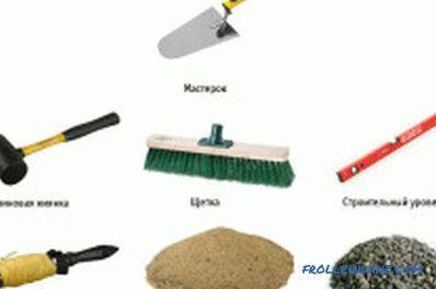 Hogyan kell felszerelni a kerámia padlólapot